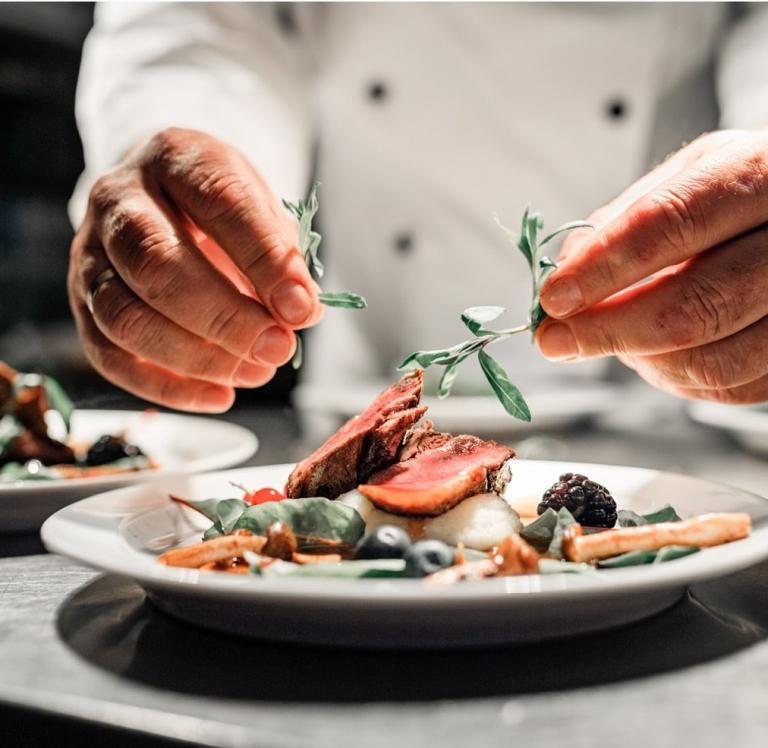 Gericht vom Biorestaurant Retter