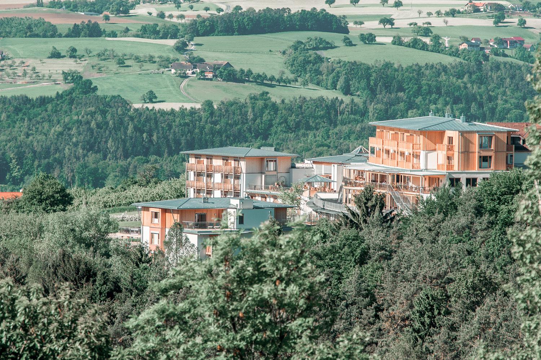 Naturhotel und Biohotel Retter im Naturpark Pöllauer Tal