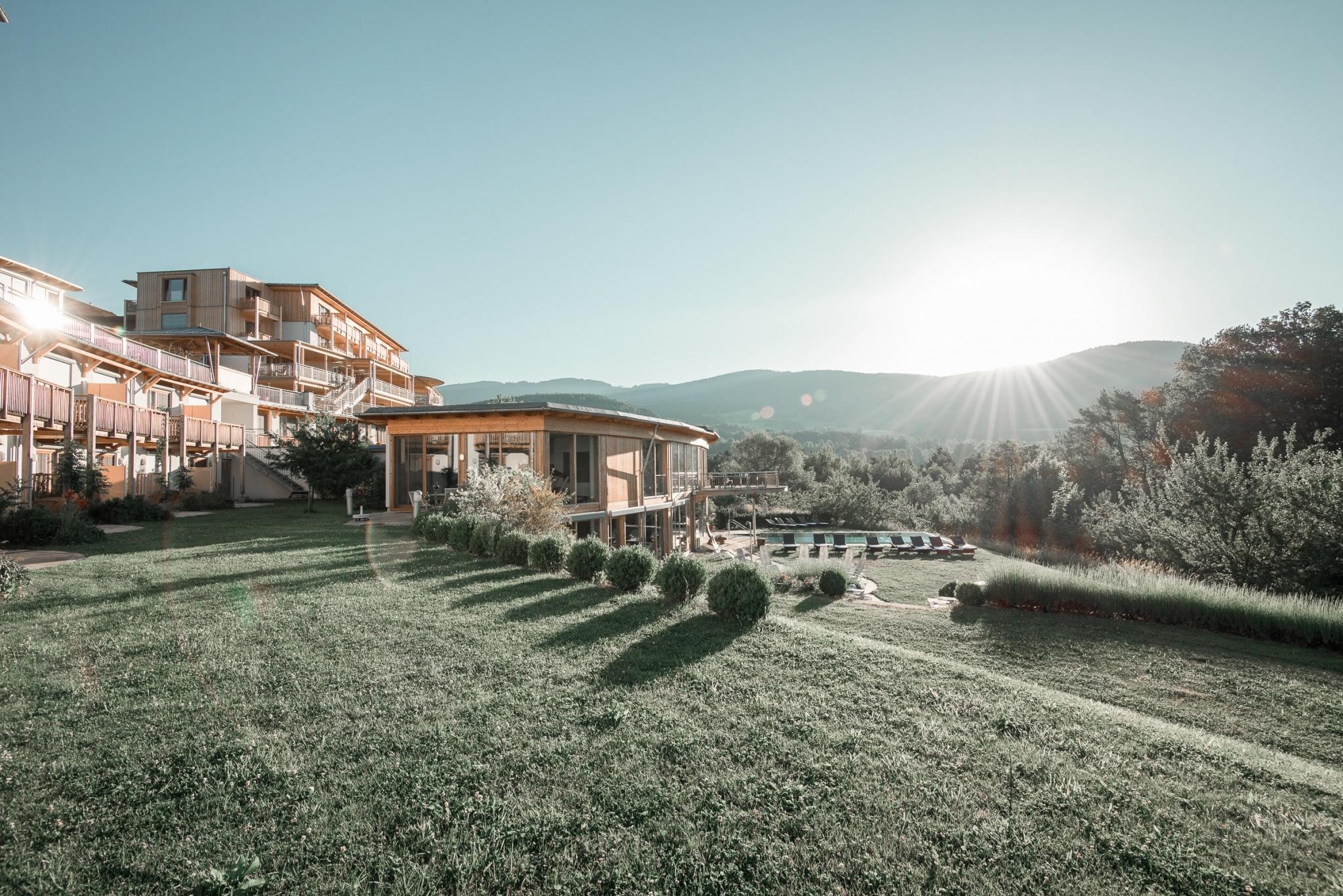 klimafreundlicher Urlaub, Biogenuss, Steiermark, Wellnesshotel