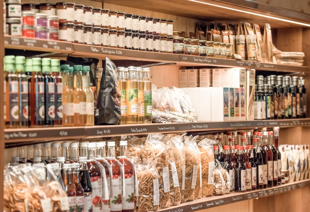 Biogut Shop, Produkte, Biohotel, Retter, Pöllauberg, Steiermark, Hartberg