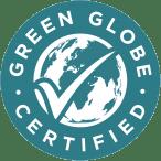Hotel Retter Green Globe Logo