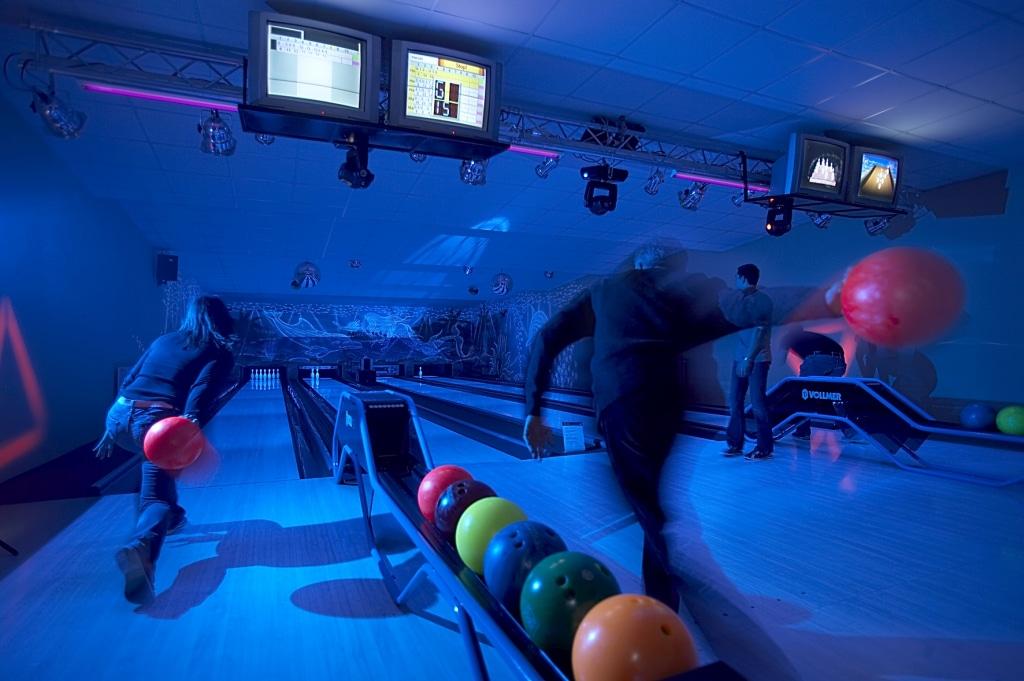 Bowling als Rahmenprogramm im Seminarhotel Retter