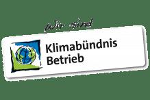 Klimabündnis Betrieb Logo