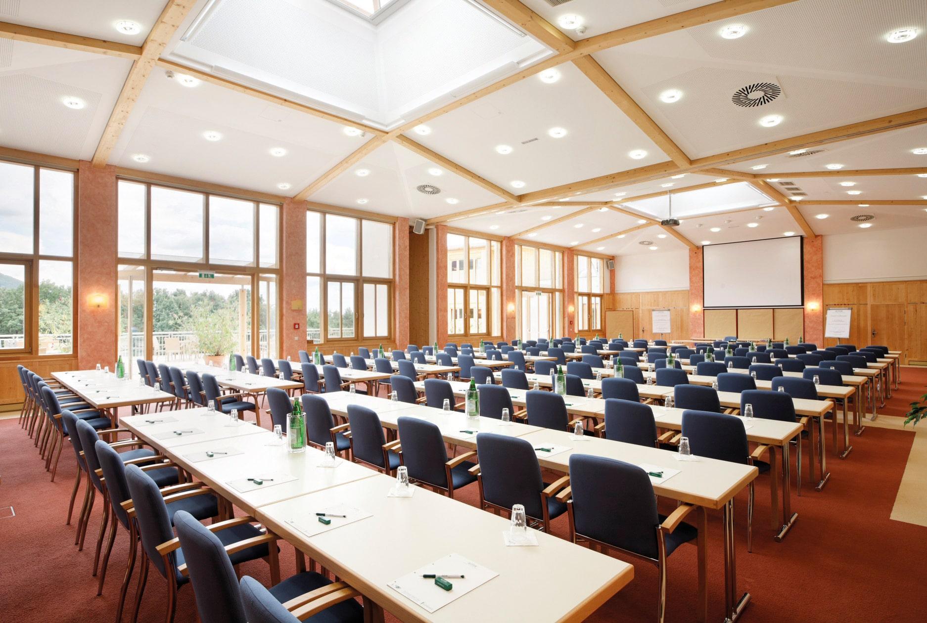 Seminarraum 14,15 Frischmuth Jelinek Seminarhotel Retter