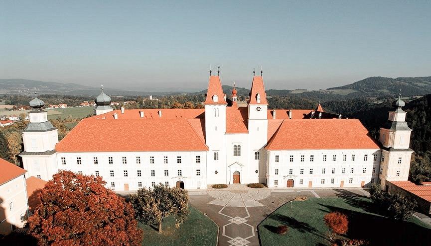 Stift Vorau das Ausflugsziel in der Oststeiermark in der Nähe vom Retter Bio-Natur-Resort