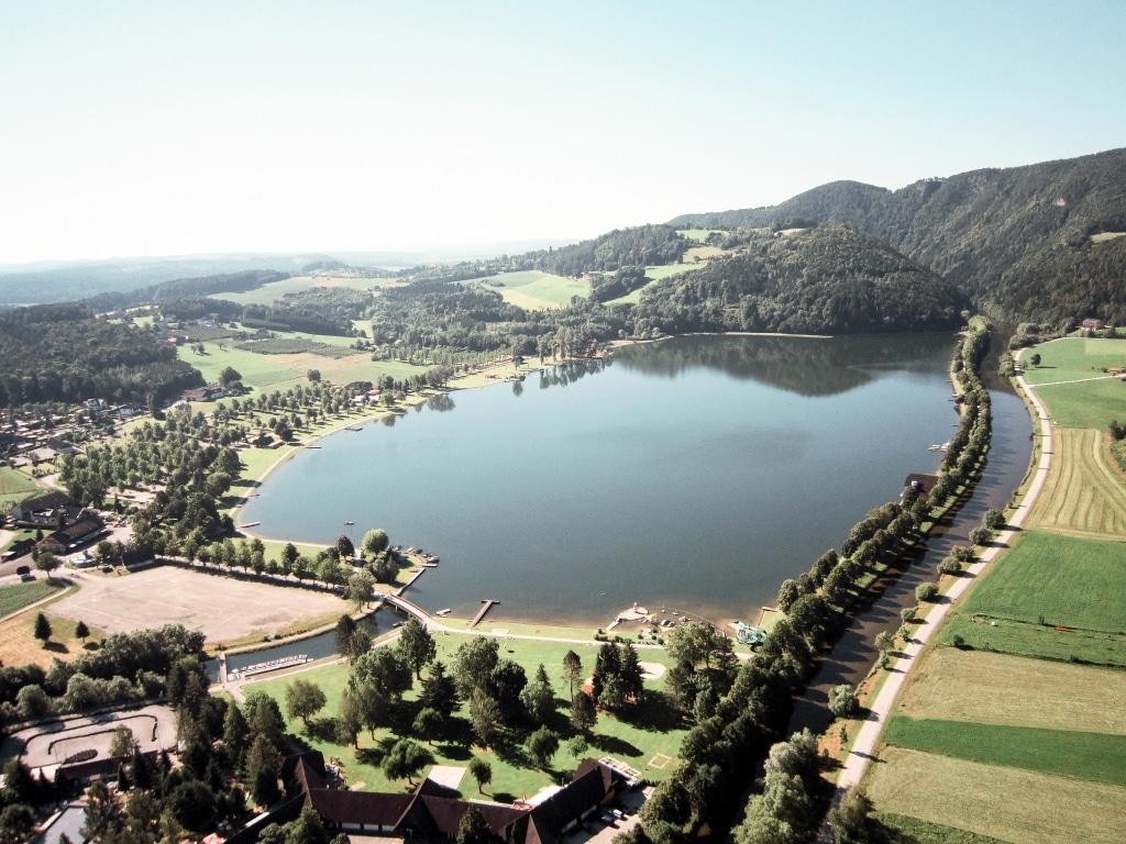 Stubenberg See das Ausflugsziel in der Nähe von Retter Bio-Natur-Resort