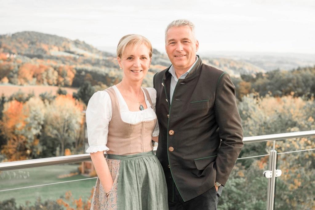 Retter Familie, Oststeiermark, Pöllauberg
