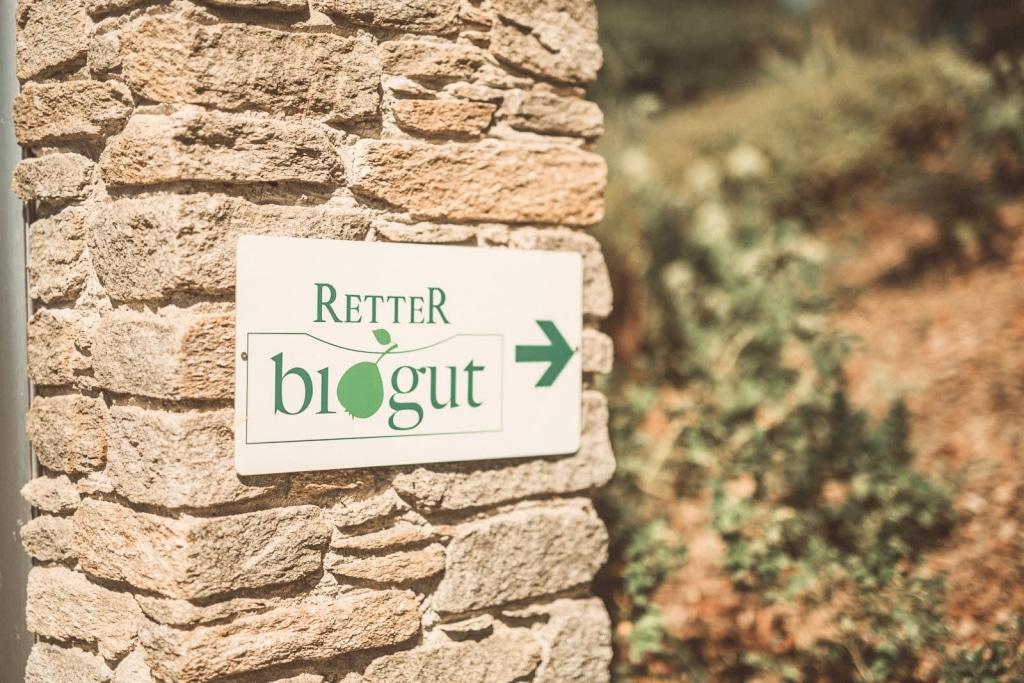 Wegweiser zum Retter BioGut
