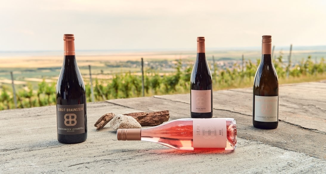 Lieferant Weingut Braunstein Weinflaschen