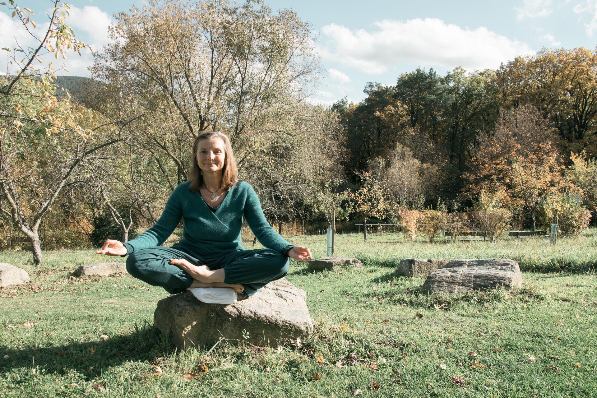 Yoga Urlaub Zeit für S'ICH