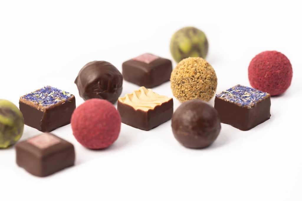Zotter Schokoladenmanufaktur Pralinen
