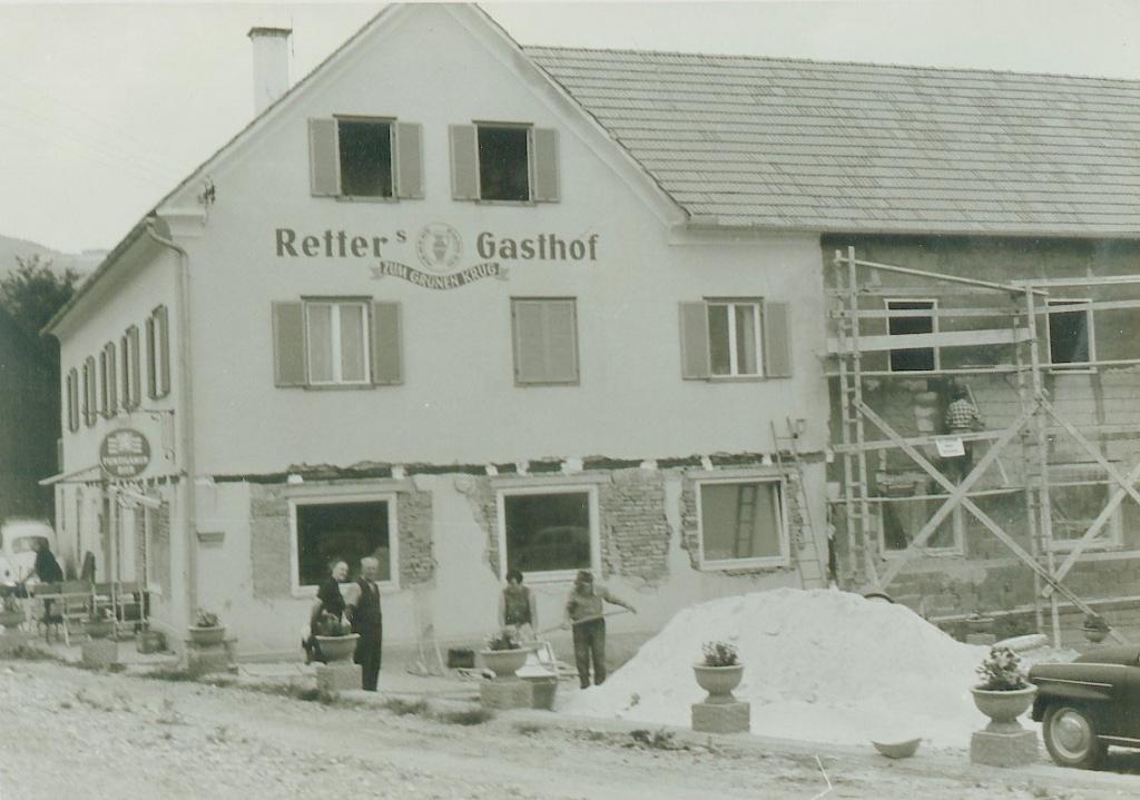 Retter's Gasthof 1967 Biohotel Retter
