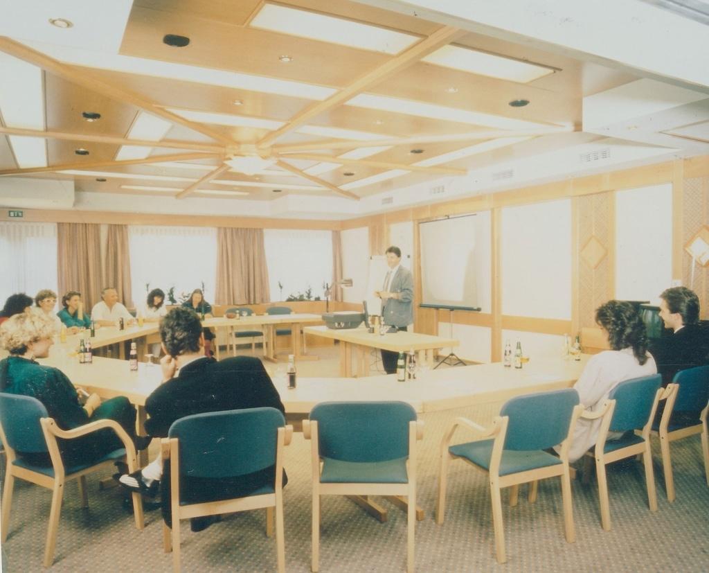 Seminarraum im Seminarhotel Retter