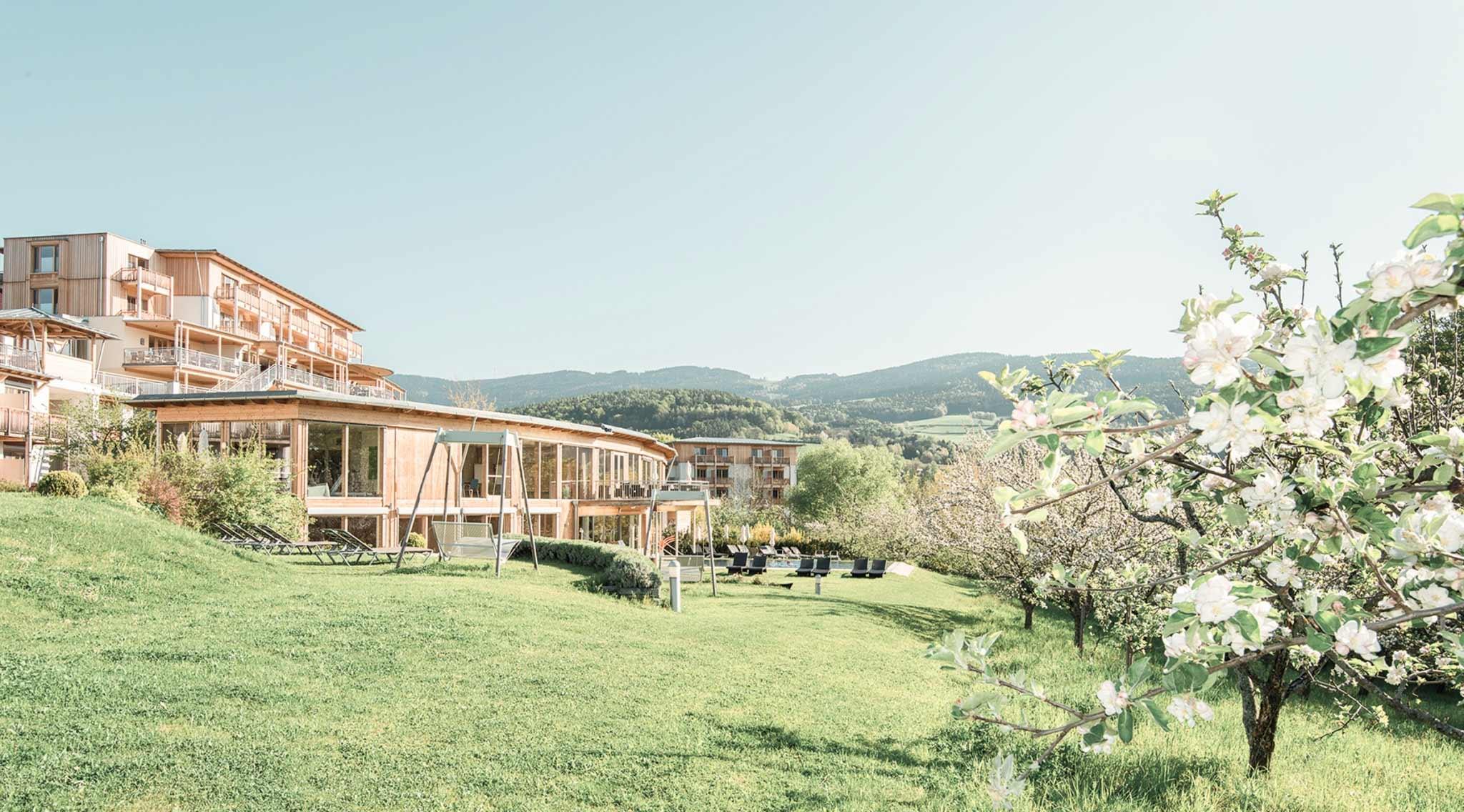 Wellnessreich Bewusst Sein im Retter Bio-Natur-Resort