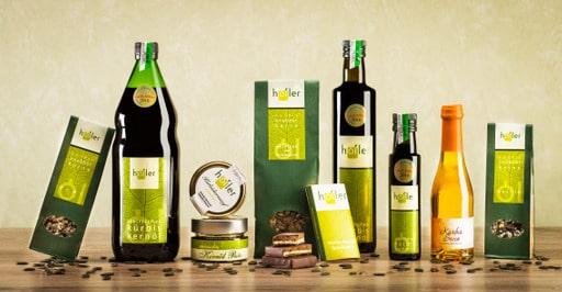 Ölmühle Höfler Ausflugsziel Produkte Biohotel Retter