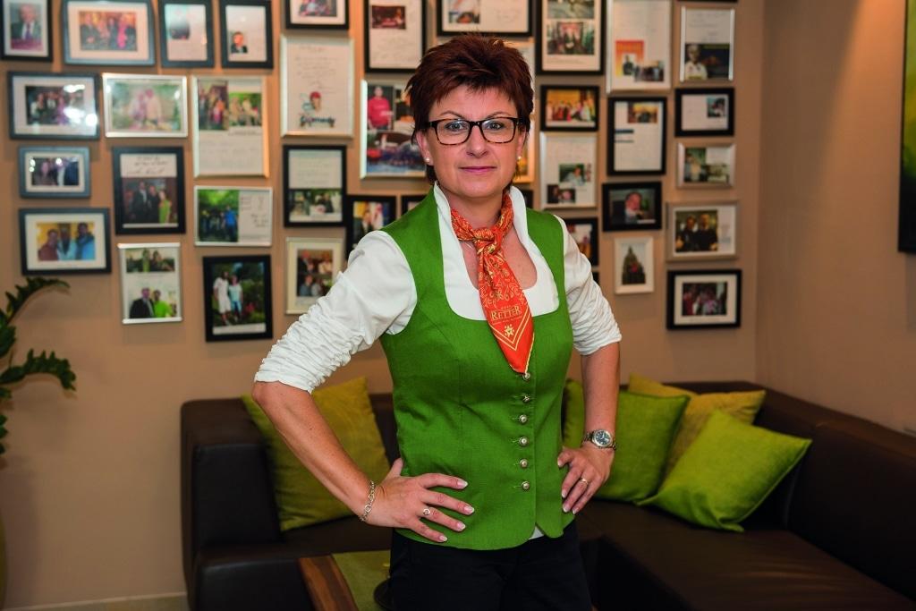 Sonja Halwax Marketingleiterin Biohotel Retter
