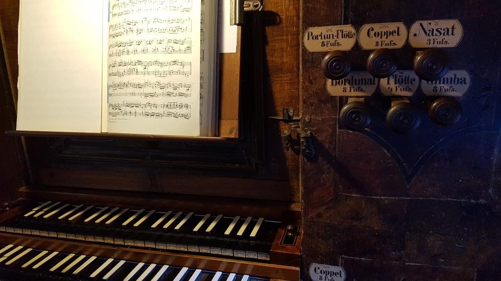 Titelbild vom Orgelwandern Ausflugsziel vom Biohotel Retter