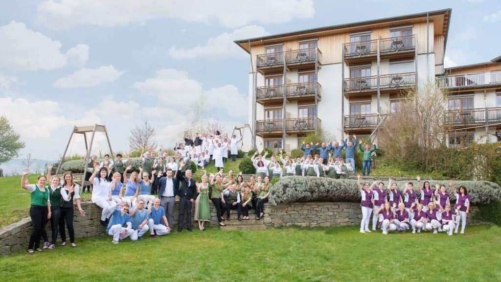 Die Retter Familie im Retter Bio-Natur-Resort