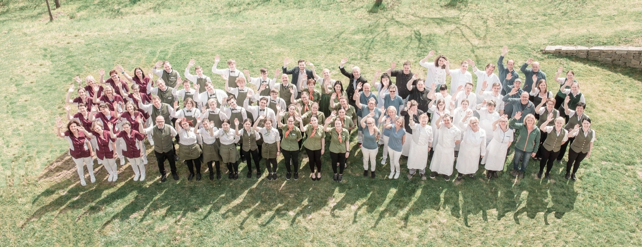 Die MitarbeiterInnen vom Retter Bio-Natur-Resort heißt Sie herzlich willkommen!
